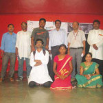 The session at VPM's R.I. Shah College, Mulund (E), Mumbai. The OIOP Foundation was represented by Mr. Nagesh Bangera (centre, in the group photo)