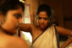 Actress Sohini Sarkar and Shayoni Ghosh in the film