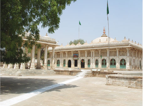 Mausoleum of Ahmed Khattu Gang Baksh, the spiritual guide of Ahmad Shah I, the founder of Ahmedabad city