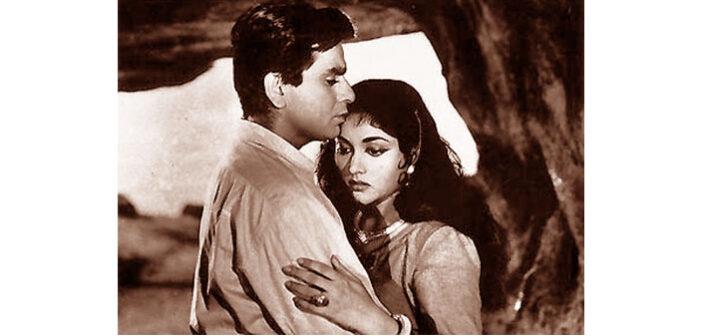 A still from the film Madhumati, which featured the song Dayyare dayyare