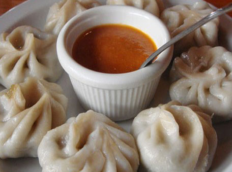Momos are very popular today