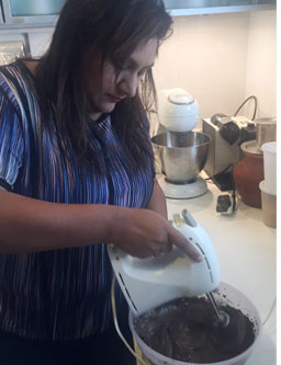 Sheel Mody has embraced her passion for baking to build a booming business