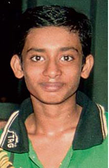 Biswadip Bhattacharjee, a tragic victim of his own father's abuse