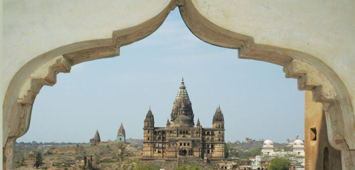 The fairytale world of Orchha