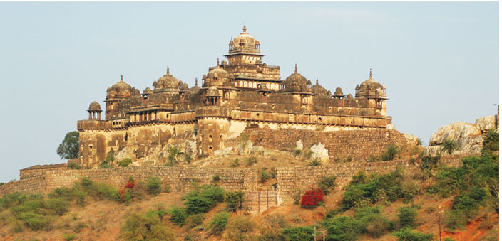 The Datia Palace