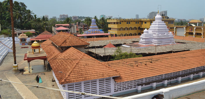 The Kadri Manjunatha Temple, a tenth century temple dedicated to Lord Shiva