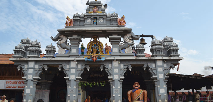 The Udupi Sri Krishna Temple