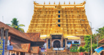 The Padmanabha Swamy Temple