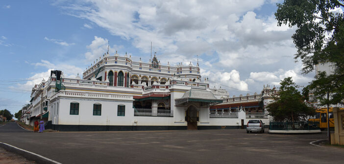 CHETTINAD – A wedding and a grand tour