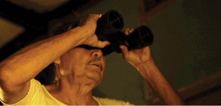 Rima Das's Man with the Binoculars or Antardrishti focuses on a widowed and retired school teacher