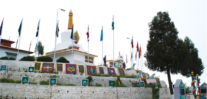 The Tawang Memorial
