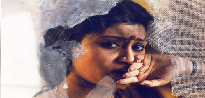 The film Mr and Mrs. Iyer where Aparna Sen directed her daughter Konkona  (above)