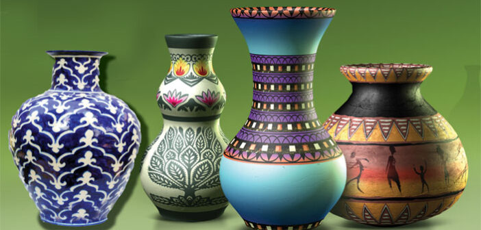 India's enchanting pottery